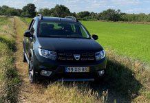 Dacia Sandero 1.3TCE Bi-Fuel