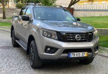 Nissan Navara N-Guard – A nova era das pick-ups