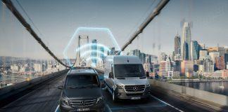 Serviços digitais da Mercedes PRO tornam frotas mais eficientes e sustentáveis