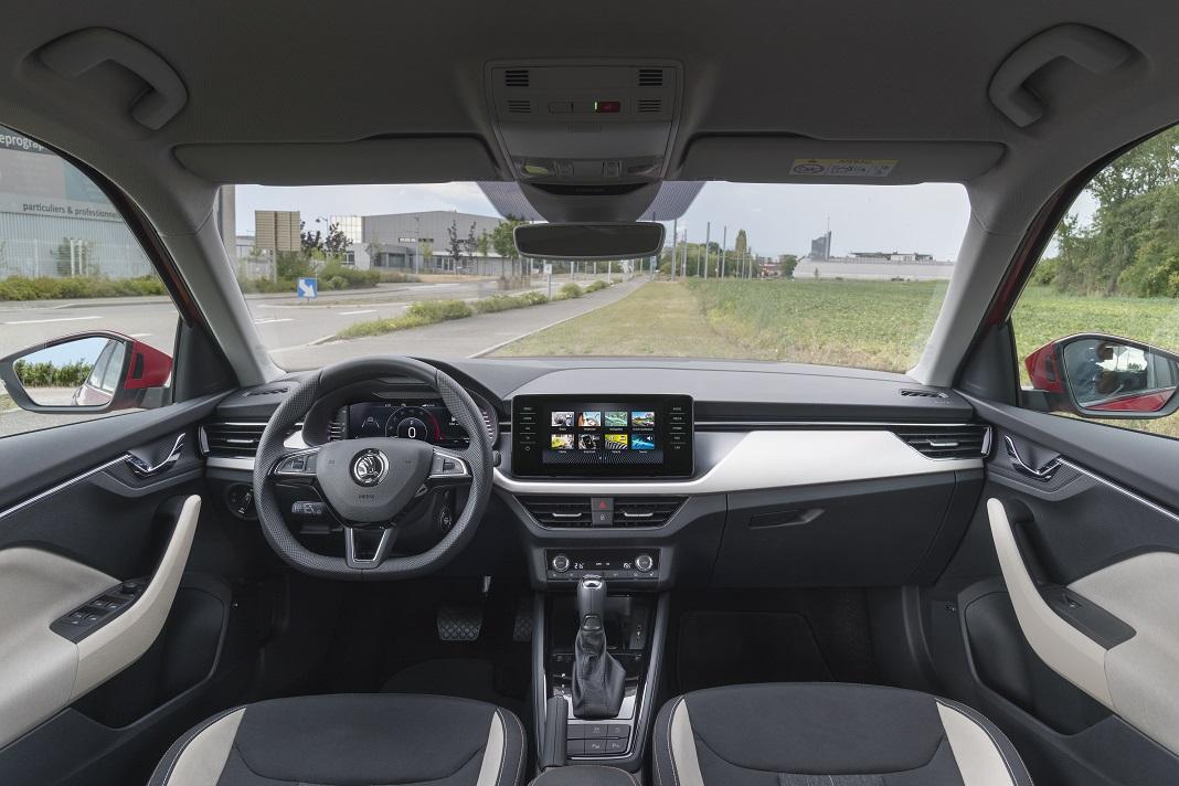 SKODA KAMIQ – o SUV ideal para a cidade