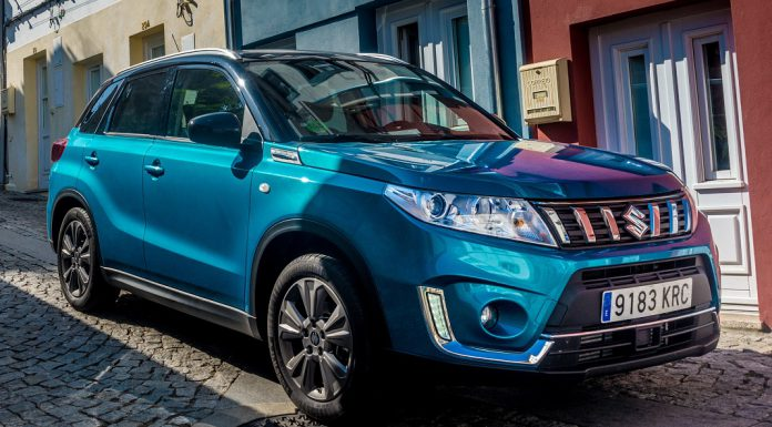 Suzuki Vitara 1.0L VVT 4x4 GLE