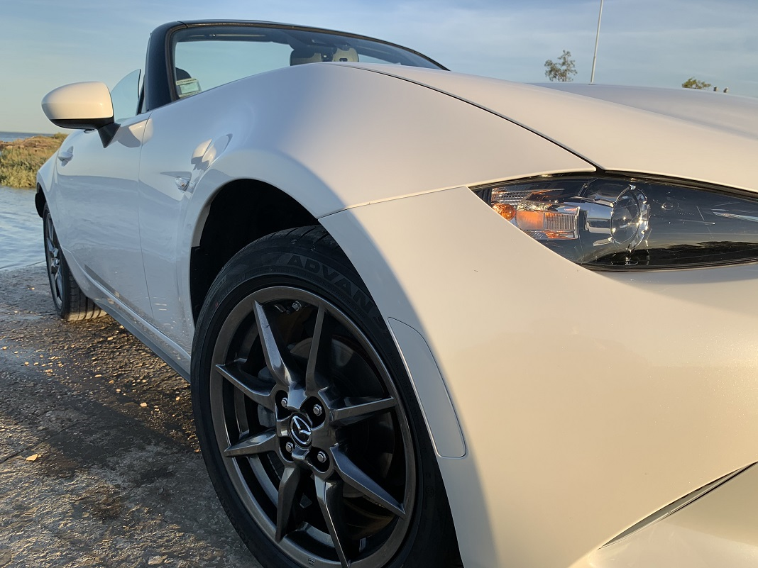 Novo Mazda MX-5