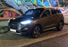 Hyundai Tucson 1.6 CRDi hybrid premium + pack pele 116cv + pack style plus