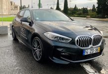 O BMW 116d
