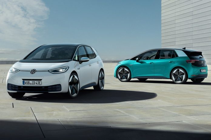 Volkswagen vai produzir um milhão de carros elétricos até 2023