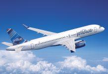 JetBlue Airways encomenda 60 aviões Airbus A220-300