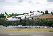 Boeing reage a relatório de investigação preliminar ao Voo 302 da Ethiopian Airlines
