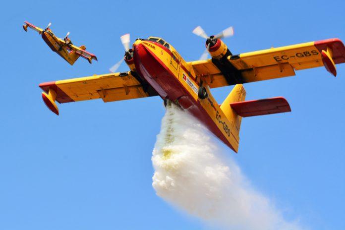 Proteção Civil já tem 21 meios aéreos disponíveis