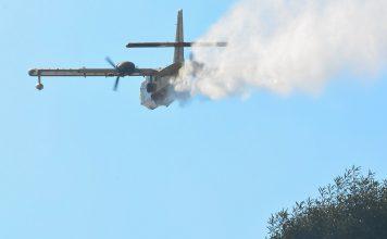 União Europeia cria frota de combate a incêndios florestais