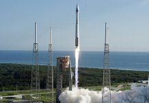 Satélite Amos-17 já está no espaço para fornecer internet a África