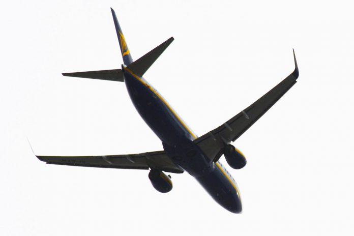 Greve dos tripulantes de cabine da Ryanair em Portugal
