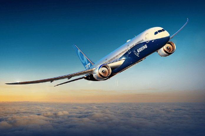 República do Gana e Boeing assinam acordo para três aviões 787-9 Dreamliner