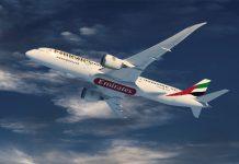 Emirates encomenda 30 aviões Boeing 787 Dreamliner