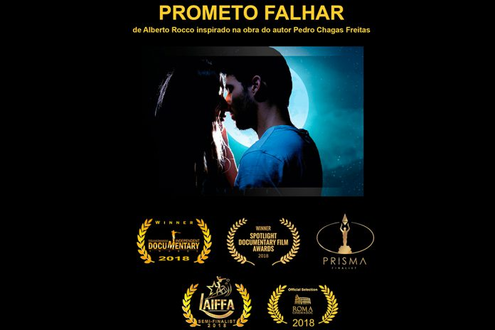 """Filme """"Prometo Falhar"""" conquista novo prémio internacional"""