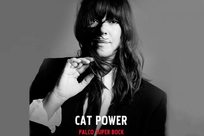 Cat Power no Super Bock Super Rock a 18 de julho, no Meco