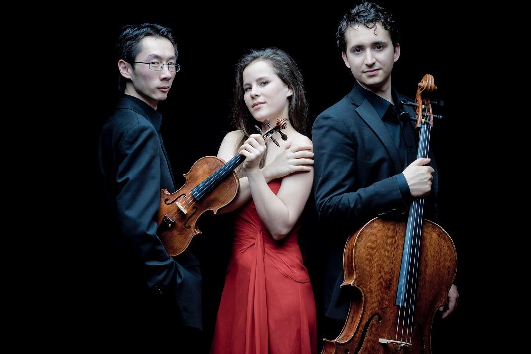 Amatis Trio. Foto: Foto: © Marco Borggreve