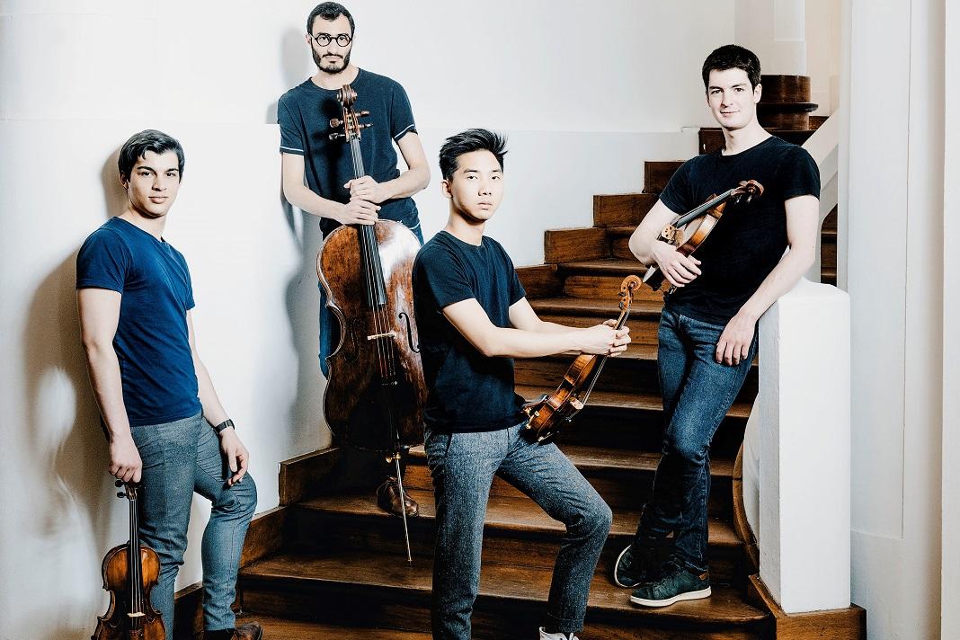 Quatuor Arod. Foto: © Marco Borggreve