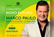 """Marco Paulo no espetáculo """"Maravilhoso Coração"""" no Altice Arena"""