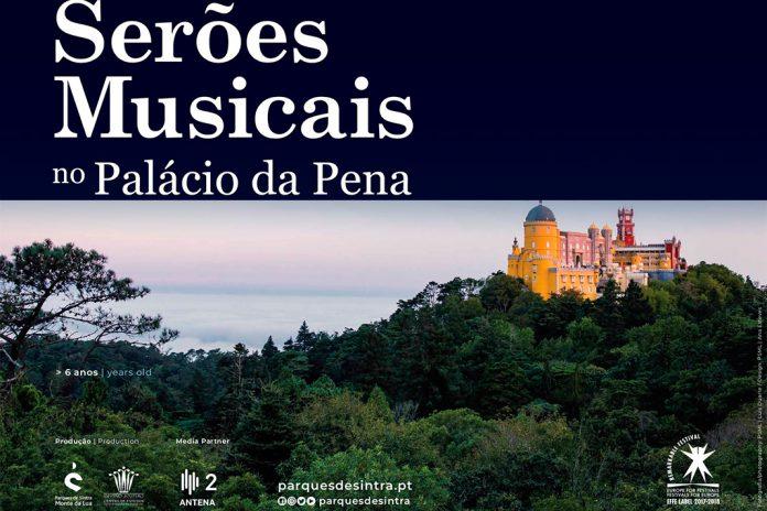 Serões Musicais no Palácio da Pena em Sintra