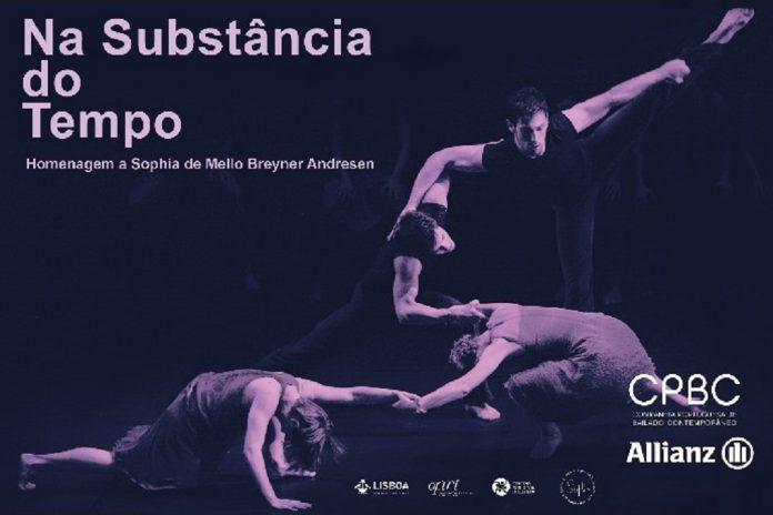 """Bailado """"Na Substância do Tempo"""" estreia no Teatro Camões a 10 de abril"""