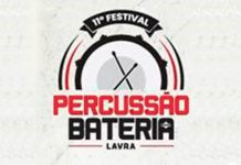 Festival de Percussão e Bateria de Lavra anuncia cabeças-de-cartaz