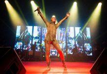 Ney Matogrosso com novo espetáculo nos Coliseus do Porto e de Lisboa
