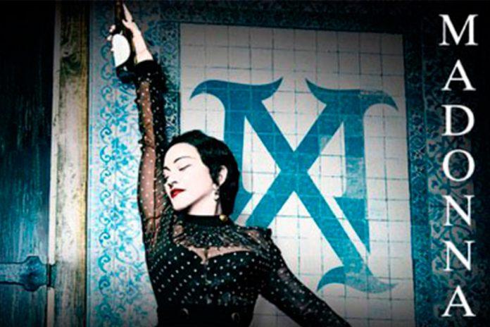 Madonna com concertos extra a 22 e 23 de janeiro no Coliseu de Lisboa