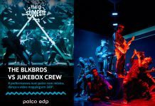 The BLKBRDS vs Jukebox Crew no Palco EDP do MEO Sudoeste