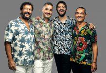 Salvador Sobral no Festival das Artes 2019 em Coimbra a 25 de julho