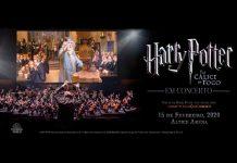 Harry Potter e o Cálice de Fogo em filme-concerto no Altice Arena Lisboa