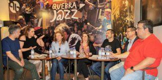 Salvador Sobral, Cristina Branco e Carlos Bica, estreias no QuebraJazz em Coimbra