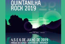 Quintanilha Rock 2019 no Parque do Colado