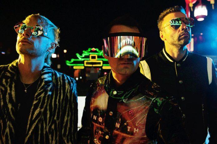 Muse no Passeio Marítimo de Algés e Miles Kane e Mini Mansions