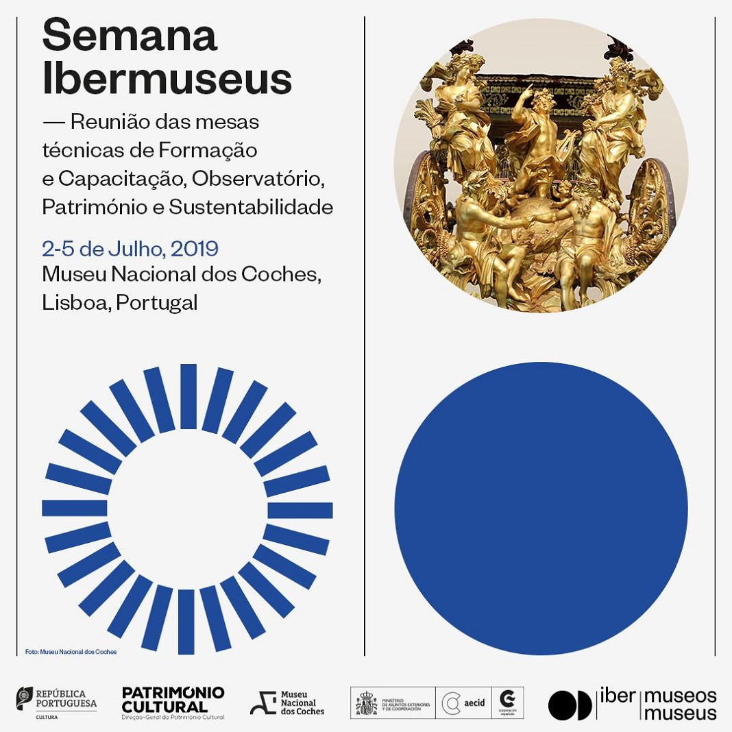 Semana Ibermuseus traz a Lisboa especialistas de 12 países