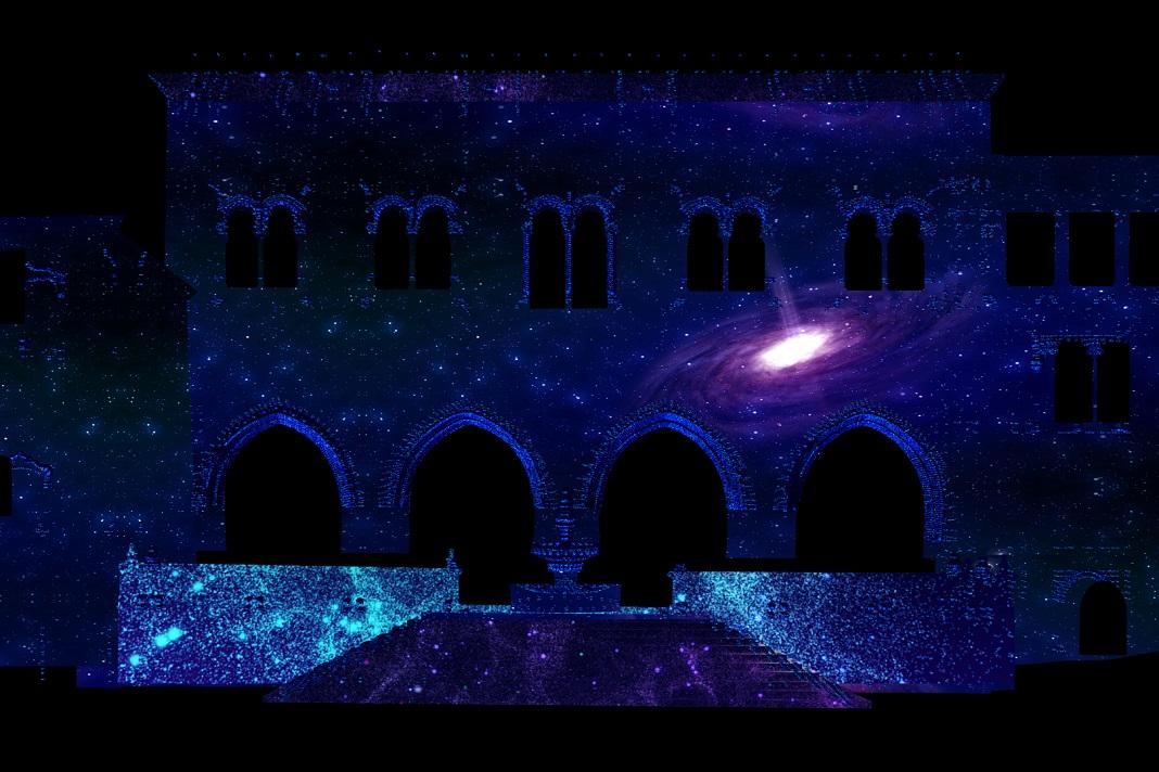 AURA Sintra: Obras de luz no centro histórico de 1 a 4 de agosto de 2019