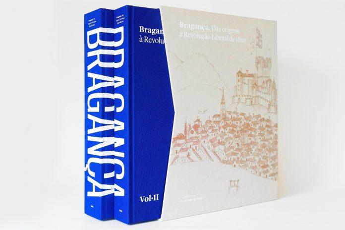 """Livro """"Bragança. Das Origens à Revolução Liberal de 1820"""" premiado em Nova Iorque"""
