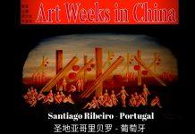 "Santiago Ribeiro expõe em Pequim na ""Art Weeks in China"""