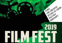 FILM FEST 2019 o Festival de Cinema Musicado ao Vivo, em Setúbal