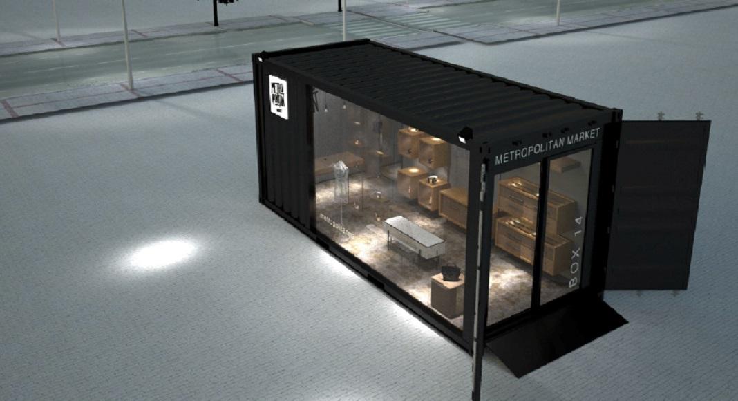 Bairro Metropolitan: um projeto pop up em Lisboa
