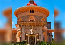 Parque e Palácio de Monserrate: Visita comentada de Mitologia Clássica