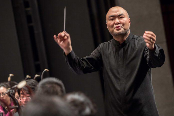 Maestro Liu Sha