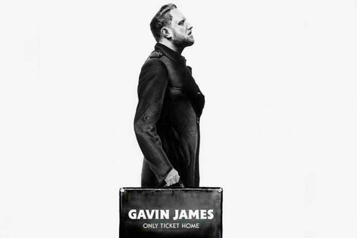 Gavin James com concerto na Aula Magna