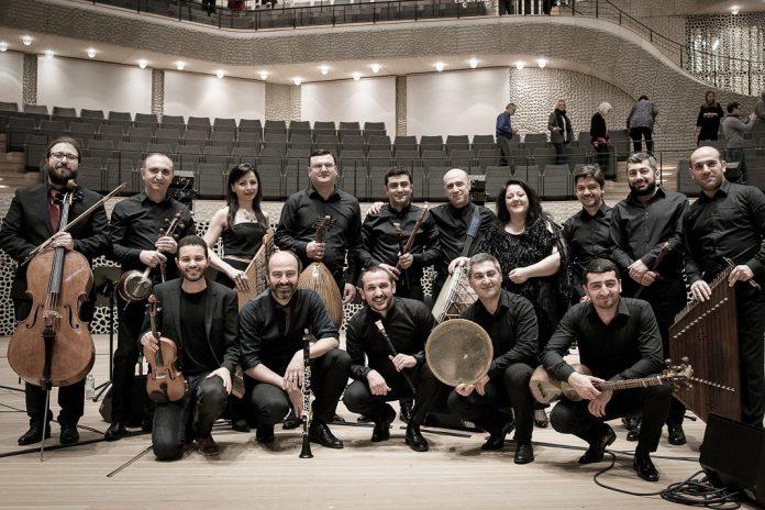 Música da Arménia e da Síria da Fundação Gulbenkian