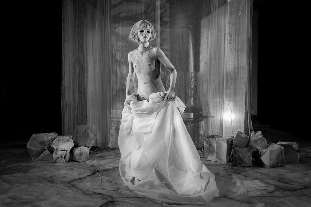 Alma Nómada de Magali Chouinard no Teatro Carlos Alberto