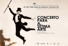 Dia Mundial do Cinema com concerto para Sétima Arte no Museu da Farmácia
