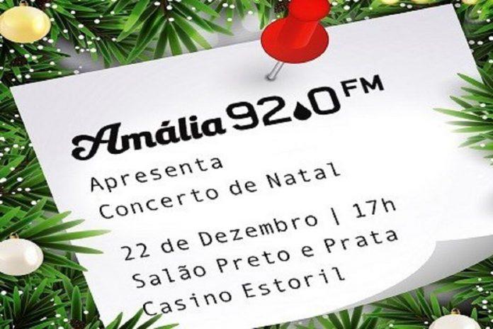 Concerto de Natal Rádio Amália no Casino Estoril