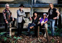 Aerosmith no Altice Arena em Lisboa a 6 de julho de 2020