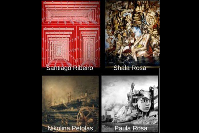 Exposição de surrealismo do século XXI em Coimbra