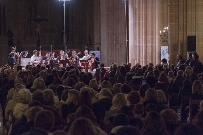 Concerto de Natal no Mosteiro da Batalha pelo Orfeão de Leiria