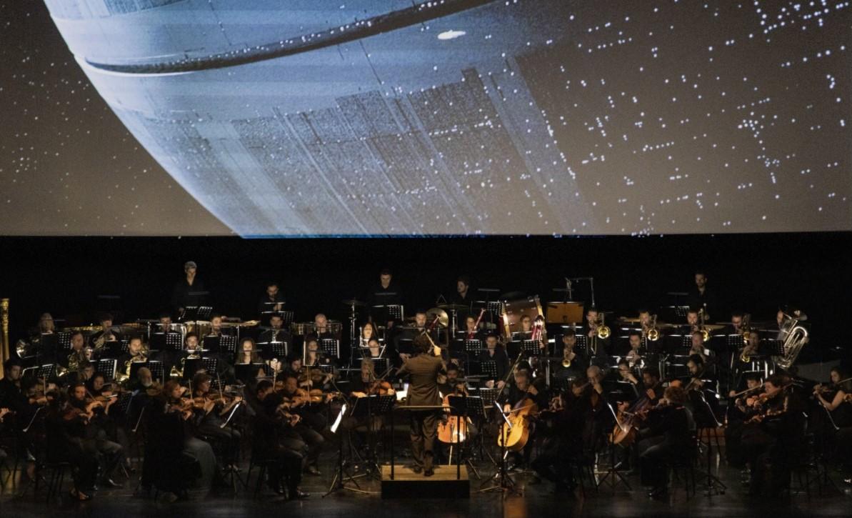 Star Wars em concerto